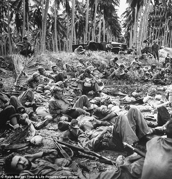 تصاویر دیده نشده از جنگ جهانی اول و دوم