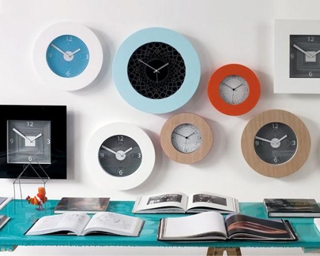 طرح های خلاقانه و متفاوت از ساعت