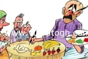 شعر طنز گل آقا برای گرانی ها: نشنیدیم چیزی ارزان شود!