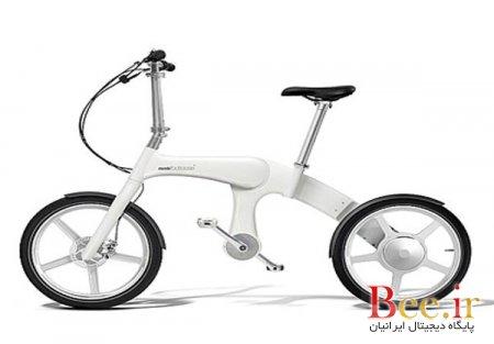 اولین دوچرخه فوق العاده بدون زنجیر
