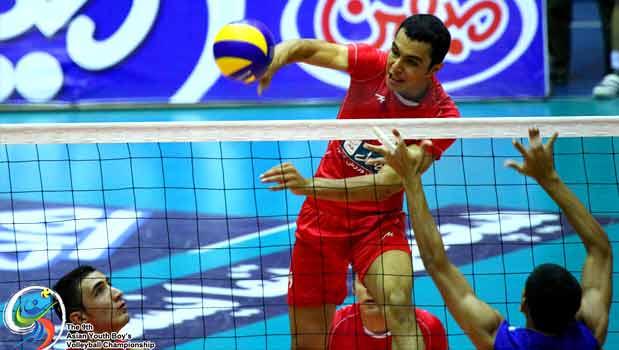 والیبال نوجوانان آسیا ؛ ایران جهانی شد