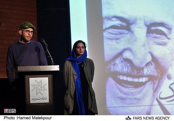سخنرانی بابک همایون حمیدیان در مراسم جشن تولد 88 سالگی مرتضی احمدی