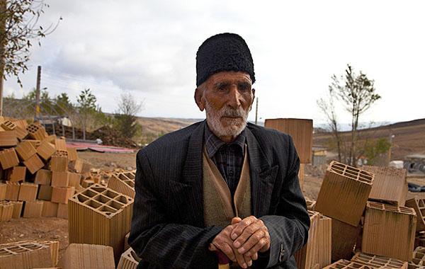عکس هایی از روند بازسازی مناطق زلزله زده
