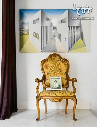 خانه یک اسپانیایی مدرن