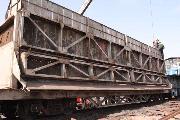 بومی سازی ماشین ۵۶ تنی حمل کک در داخل با یک چهارم هزینه نمونه خارجی