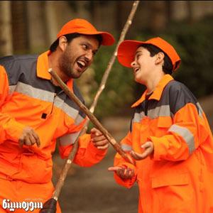 «نارنجیپوش» در شبکه نمایش خانگی توزیع شد
