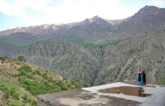 عکس هایی از استان زیبای کردستان