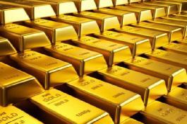 بهای طلا در بازار لندن به کمترین سطح رسید