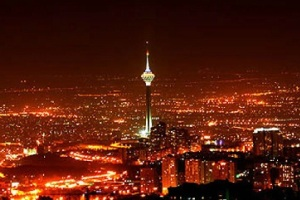 شب وحشت ۲ – خیابان های تهران پس از زلزله دیشب به روایت تصویر