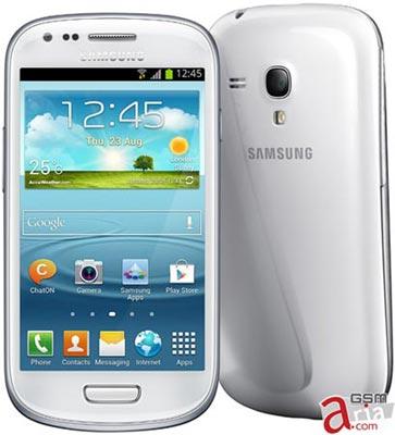 اپراتورهای انگلیس گوشی Galaxy S III mini را پیش فروش می کنند