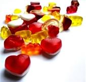 خوردن پاستیل میتواند منجر به بروز حساسیت در کودکان شود
