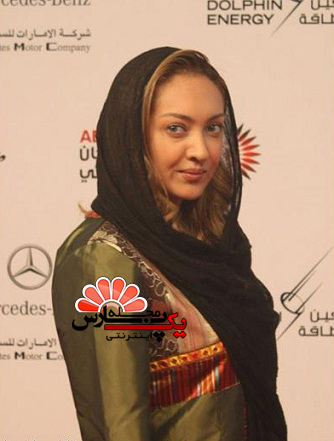 نیکی کریمی در امارات + عکس