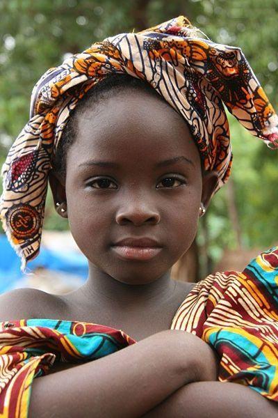 پرتره های زیبا از کودکان نژادهای مختلف