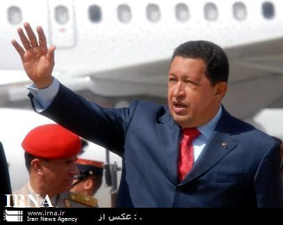 چاوز در انتخابات ریاست جمهوری ونزوئلا پیروز شد