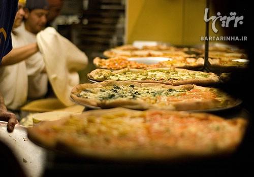 حقایقی جالب و تاریخی درباره پیتزا