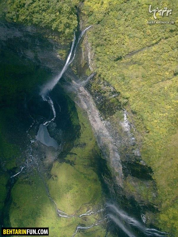 با زیباترین دره ی جهان آشنا شوید +عکس