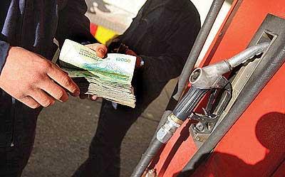 استخدام واریز سهمیه ۶۰ لیتری بنزین امشب در کارت سوختها