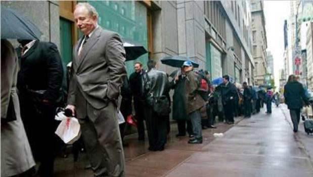 افزایش متقاضیان بیمه های بیکاری در آمریکا