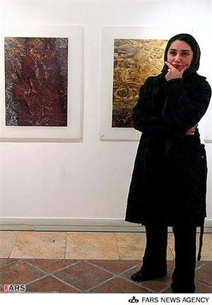 مزایده عکس های هدیه تهرانی با حکم دادگاه