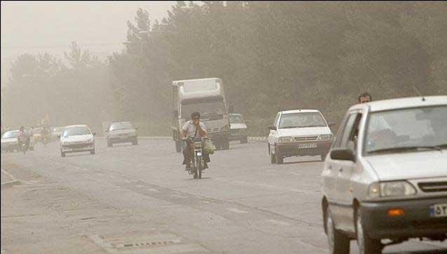۸۰ درصد آلودگی هوا مربوط iبه خودروهاست