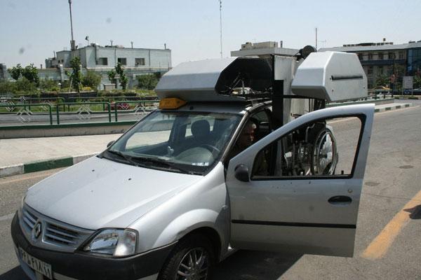 قرعه کشی بین معلولان متقاضی خودروهای مناسب سازی شده