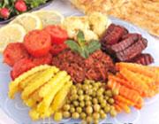 آشنایی با روش تهیهی خوراک رنگارنگ
