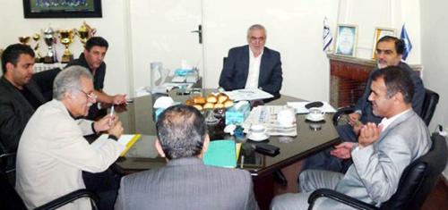 جلسه هیئت مدیره باشگاه استقلال برگزار شد