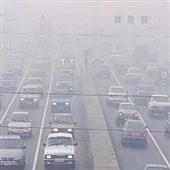 وسایل نقلیه، عامل ۸۵ درصد آلودگی هوا در پایتخت