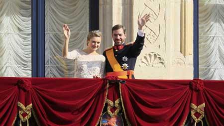 new07 344 یک ازدواج سلطنتی دیگر در اروپا (+عکس)