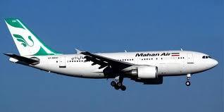 پرواز دیشب تهران-کرمان پس از بلند شدن بدلیل برخی مشکلات به فرودگاه مهرآباد بازگشت