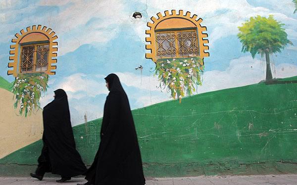 نقاشی دیواری های زیبا در تهران
