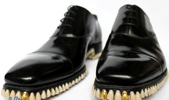 چندش آورترین کفش!/عکس