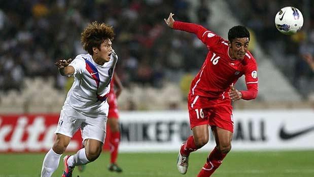 Iran vs South Korea