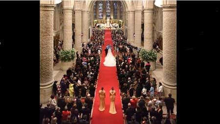 یک ازدواج سلطنتی دیگر در اروپا (+عکس)