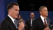 آخرین مناظره اوباما و رامنی