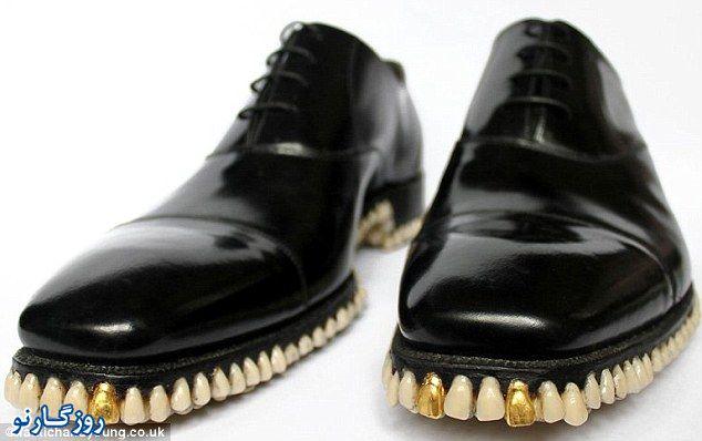 چندش آورترین کفش! + عکس
