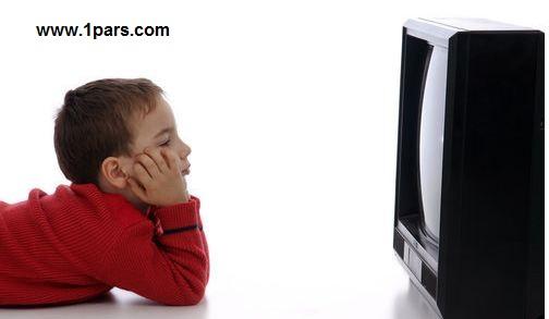 تماشای زیاد تلویزیون مانع یادگیری میشود!!