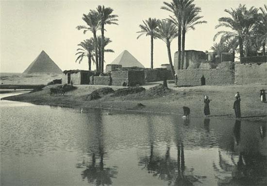 تصاویر تاریخی جالب از مصر در سال 1870