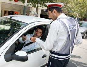 پاسخ راهنمایی و رانندگی به کاربر خبر آنلاین:آموزش رانندگی در جاده های برفی وخیس هم داده می شود