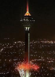 برگزاری دعای عرفه در گنبد آسمان برج میلاد