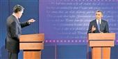 رودست رامنی به اوباما در نخستین مناظره