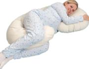 بهترین وضعیت خوابیدن در بارداری