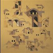 نمایش آثار پرویز کلانتری در گالری ساربان