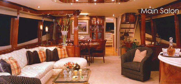 عکس هایی از یک قایق شیک و لوکس