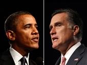 اولین مناظره اوباما و رامنی