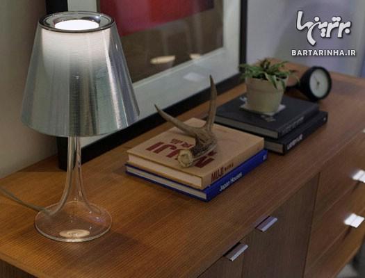 اهمیت نورپردازی در دکوراسیون منزل