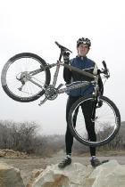 دوچرخه ای سبک تر از لپ تاپ+تصاویر
