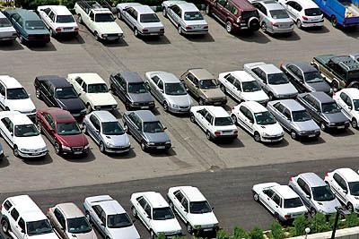 هرج و مرج در بازار خودرو ایران