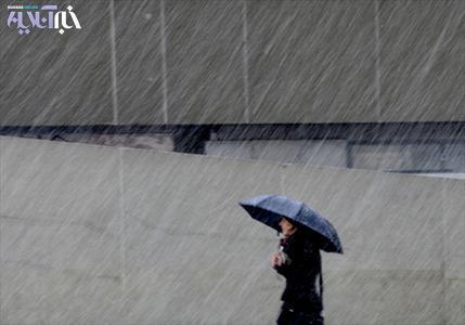 شمال کشور بارانی و سرد می شود/تهران نیمه ابری می شود