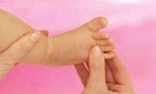 صدا دادن عضلات کودکان دلیلی بر نرمی استخوان نیست
